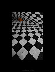 etimología de un sueño (Cani Mancebo) Tags: españa spain tokina murcia cartagena suelo composición prisión rombos desaturado 1116 400d canoneos400ddigital 1116mm canimancebo tokina1116f28dxatxprocanon