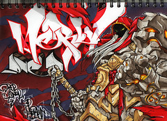 Final (DROP HPC-ANC-TWP) Tags: graffiti sketch tag graf drop anc hpc blackbook merlyn t2m