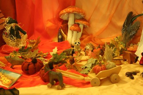 Festivals Room: Autumn Harvest