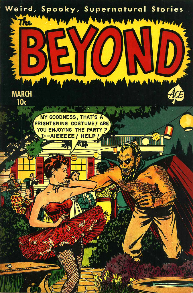 The Beyond #9 (Ace, 1952)