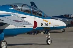 JASDF Blue Impulse T-4 (EUPARO) Tags: blueimpulse jasdf