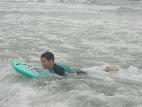 David boogie boarding