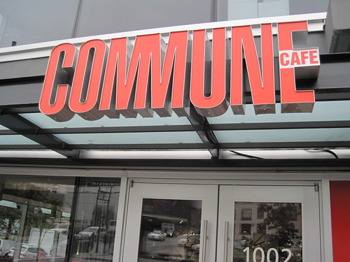 Commune Cafe (Yaletown)