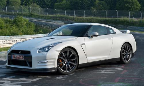 フリー写真素材|乗り物|自動車|日産・ニッサン|日産GT-R|