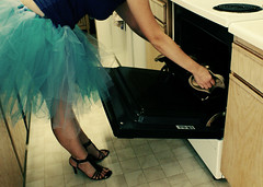 Day 241 ~ I Damn Near Melted My Tutu Tonight (ambrosialove) Tags: cooking me kitchen explore housework tutu 201 urbanacid 365days houseworkinatutu