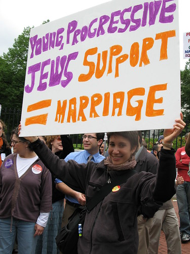 Young Progressive Jews Support Equal Marriage