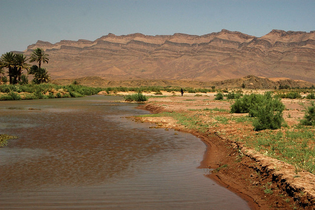 Gorges Draa, Morocco