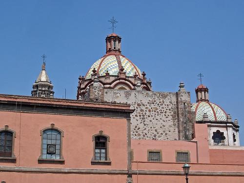 San Luis Potosi - Templo del Carmen