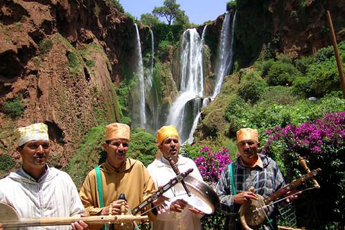 منتجع أسردون المغرب