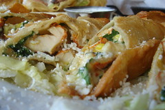 Chicken Flautas @ Roja