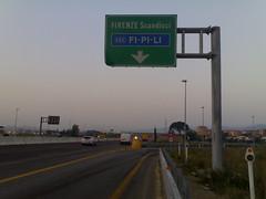 Exit Firenze
