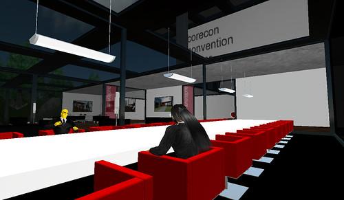 Second Life Web 3D Camp