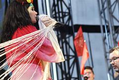 Björk Amsterdam Westerpark 2007 (Merlijn Hoek) Tags: party netherlands amsterdam concert nikon artist fotografie stage artists bjork björk mojo partie westergasfabriek westerpark openair 2007 merlijn hoek westergasterrein nikond200 merlijnhoek photographymerlijnhoek lastfm:event=199768 lastfm:event=8804299