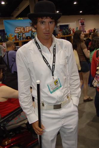 Comic Con 2007: droog