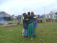 DSCF0096 (joelophoto...) Tags: love festival hippies hug