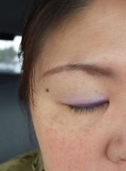 Eye Makeup Practice 1