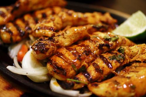 chicken for chicken fajitas