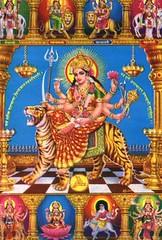 Navdurga Mataji (chamundamaa) Tags: randal ganga maa aai devi pavagadh navratri ambaji chotila chamunda jwalamukhi momai kuldevi ashapura nivedh jwalaji bahuchar khodiyar navdurga verai shikotar khodal bahucharaji