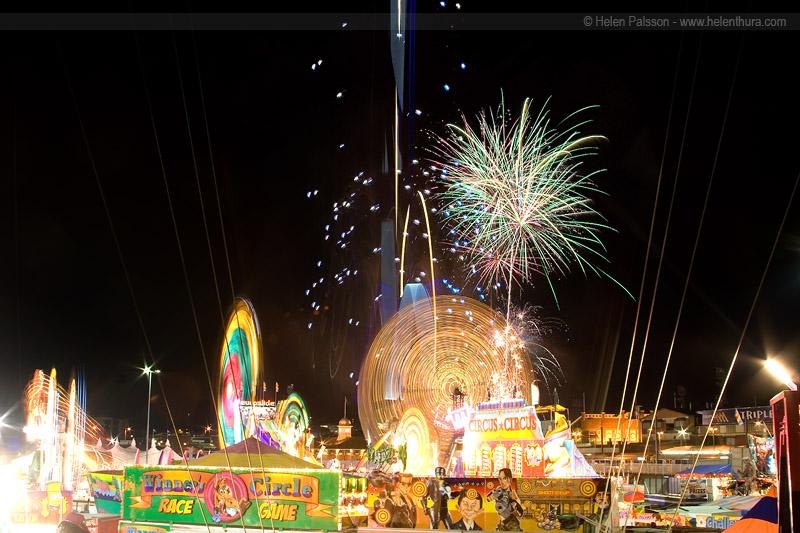 Ekka Fireworks Night 4