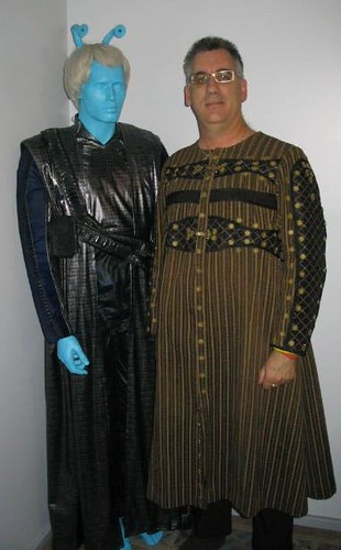 Tellarite robes