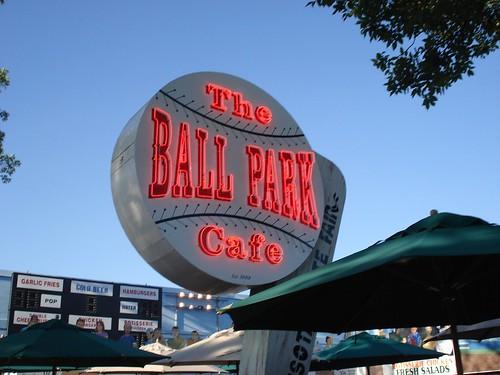The Ball Park Cafe