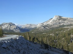 On the way through Yosemite (oblong57) Tags: california yosemite olmsteadpoint