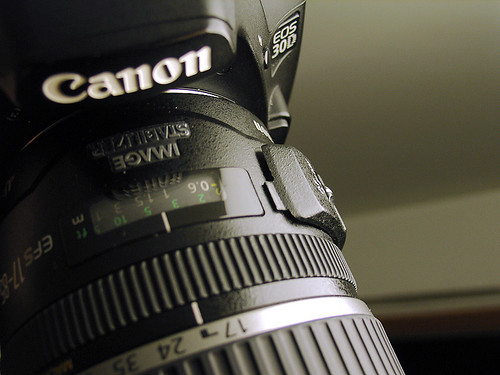 shoddy repairs by Canon Canada