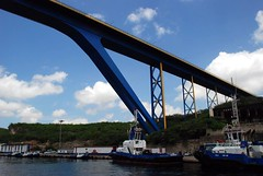 Willemstad Bridge, Curaçao