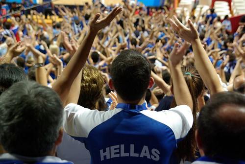 Un blogger en la Fase Final del Eurobasket: Día 4