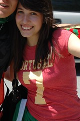 Brunette Portuguese Beauty! (austinhk) Tags: world africa canada hot sexy cars cup portugal girl beautiful beauty smile brasil southafrica photo football montral image quebec montreal fifa flag soccer south watching picture babe images flags wm menschen tournament wc qubec vs fans cheer worldcup brunette stlaurent monde portuguese coupe fever northkorea versus 2010 prk honking coupedumonde honks copadelmundo austinhk austink worldcupfans copamundo coupdumonde fifaworldcup2010 ruesaintlaurent worldcup2010 rachelstreet stlaurentstreet coupedumonde2010 stlaurentst peoplesrepublicofkorea saintlaurentst worldcup2010insouthafrica