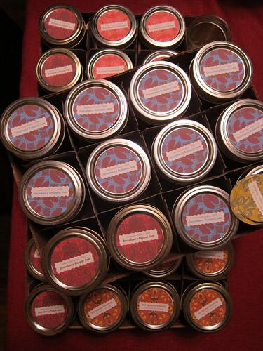 #172 - Custom Canning Labels