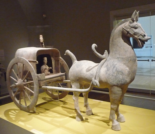 Portland Art Museum - Han Clay Chariot
