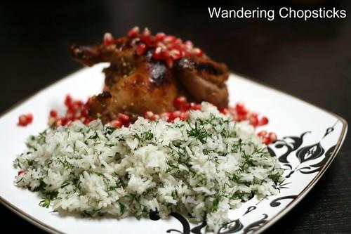Persian Dill Rice 1