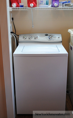 GE washer 1