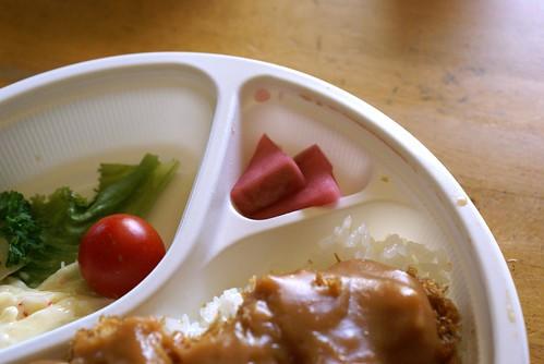 ナカタの洋風カツ丼 原信版