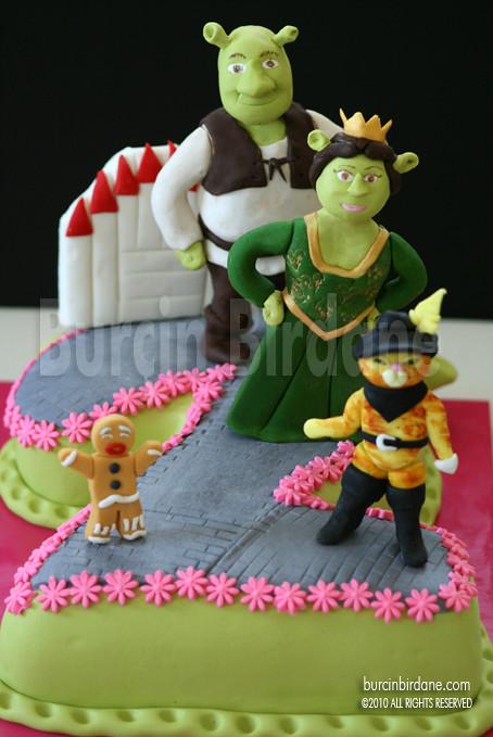 Shrek Pasta 1