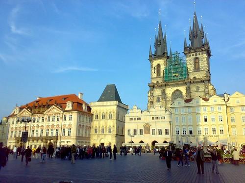 Staromestske Namesti - Praga, Rep.Tcheca