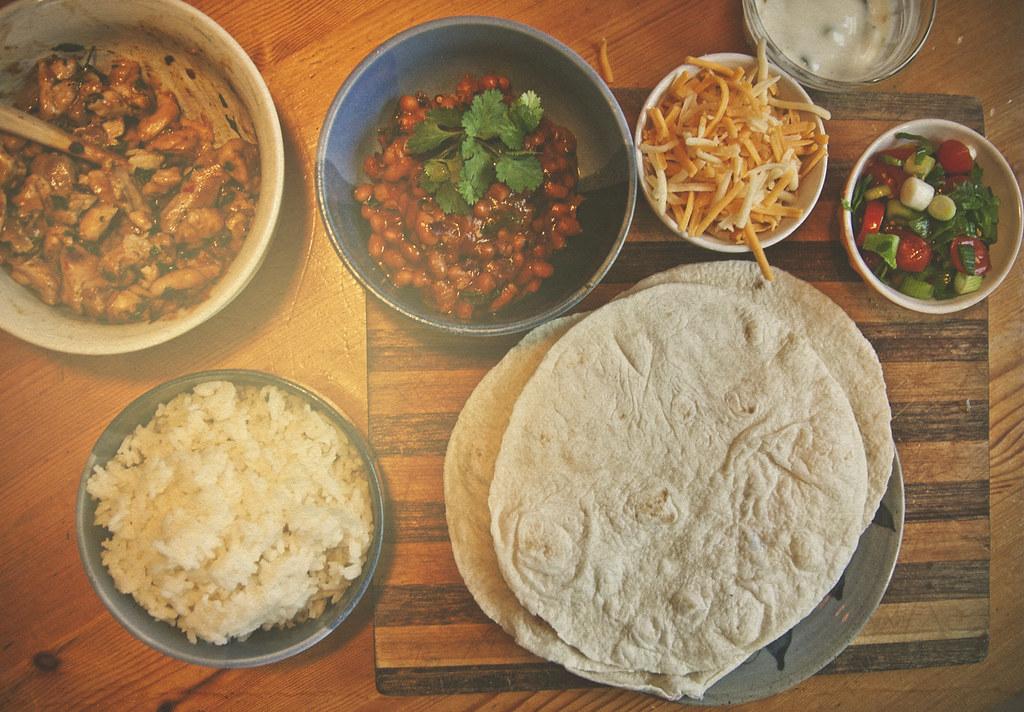 burrito party
