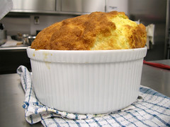Cheese Souffle`