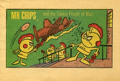 Mr Chips & the Cookie People of Mars