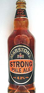 Marston Strong Ale1