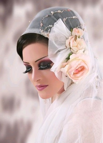 arab hair and makeup مكياج by kuwaitbutterfly.