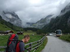 On the starting point (Johan Lindgren) Tags: hanna climbing grossglockner