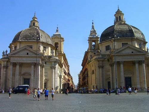 أشهر أماكن التسوق روما (أسواق