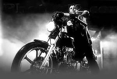 The Motorcycle Boy