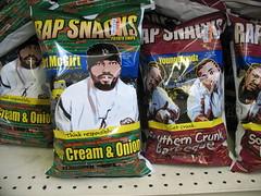 Dirt McGirt Rap Snacks - 80 Cents