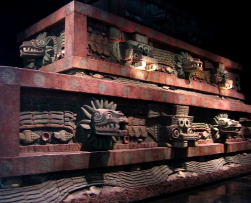 Museum of Anthropology in Mexico