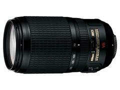 Nikon AF-S DX VR Nikkor 70-300mm f/4.5-5.6 G IF-ED
