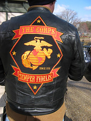 Semper Fidelis Leather (aquaticmann) Tags: usmc marine devildog semperfidelis oorah