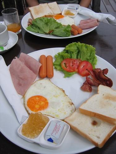 好好吃早餐